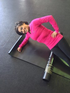 We teach our client the importance of Foam Rolling regular to avoid and reduce injuries.